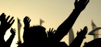 Жители района Позняки в Киеве протестуют против строительства АЗС