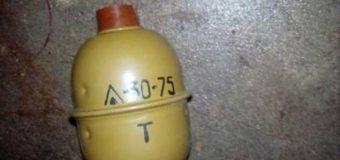 Киевлянин пытался взорвать бывшую жену гранатой