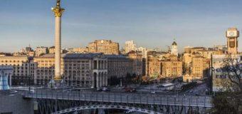 В Киеве мужчина совершил самоубийство прямо на Майдане