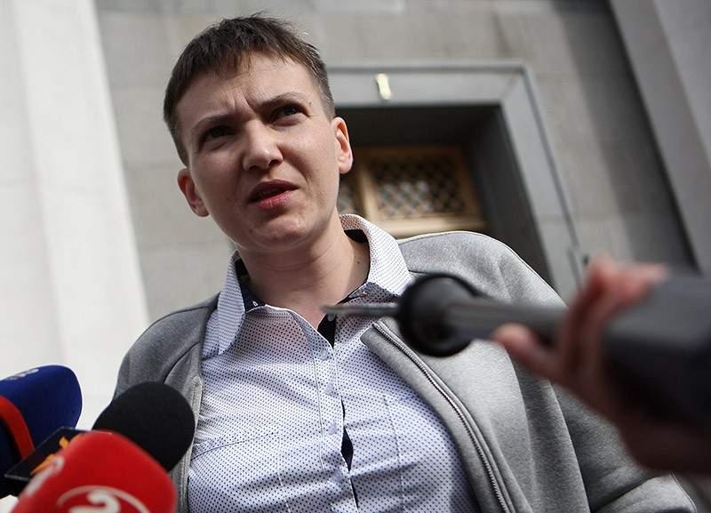 Савченко затеяла скандал, назвав причины конфликта на Донбассе
