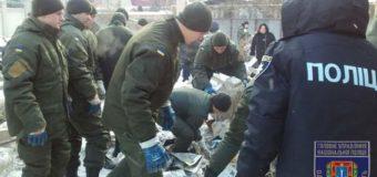 Иностранный боец АТО взорвался в Одессе