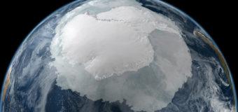 В Антарктиде нашли руины таинственного гигантского здания