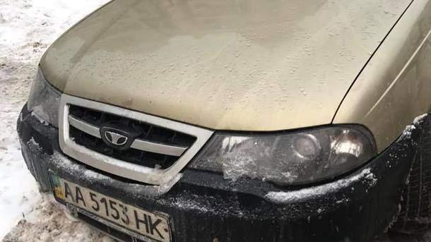 В сети обсуждают беспрецедентную выходку киевского таксиста