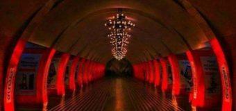 Сеть шокировало необычное фото киевского метро