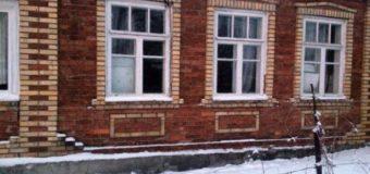 В Донецкой области снаряд разнес жилой дом