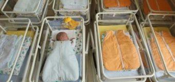 Впервые в Украине появился ребенок от троих родителей