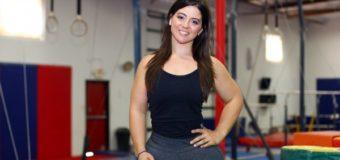 Безногая гимнастка через 15 лет узнала, что кумир ее детства — родная сестра. Фото