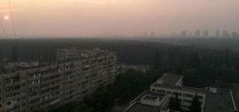 Киевлянам объяснили, почему в столице едкий воздух