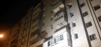 Опубликованы подробности взрыва в многоэтажке в Сумах и видео происшествия