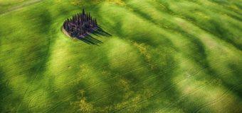 The Guardian опубликовал лучшие в мире фото с дронов