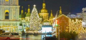 Киевляне распилят главную елку страны на сувениры