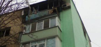 На Харьковщине взрывной волной женщину выбросило с 5 этажа