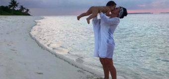 Певица Жасмин увезла детей на Мальдивы. Фото
