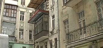 В Киеве разгорелся скандал из-за балкона на историческом здании