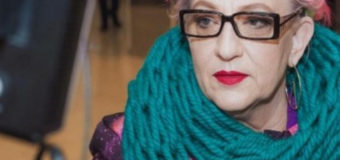 Киевская пенсионерка с розовыми волосами стала хип-хопером. Видео