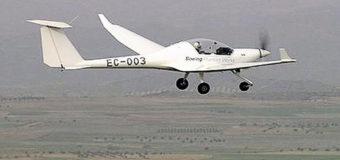 В Китае провели испытания самолета на водороде