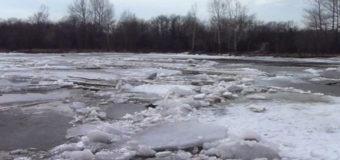 Синоптики: в реках Закарпатья ожидается повышение уровня воды