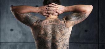 Татуировки вызывают развитие рака