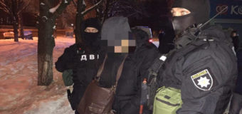 В киевской полиции рассекретили крупного взяточника