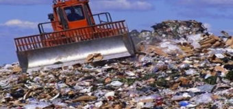 Львовский мусор обнаружили в Тернопольской области