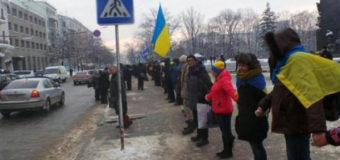 В Харькове состоится факельное шествие