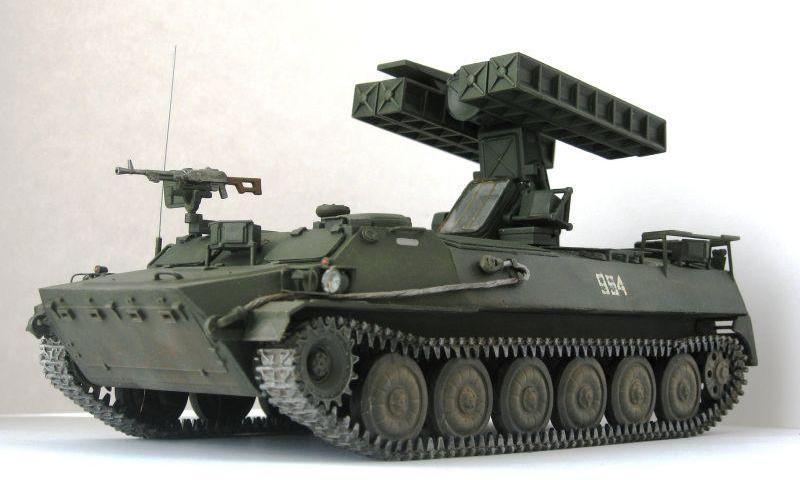 Боевики перебросили под Макеевку комплексы «Стрела-10М»