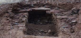 В Ираке археологи нашли шесть скелетов в 2400-летней гробнице