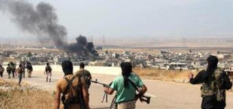 Теракт: в сирийской провинции Латакия прогремел мощный взрыв