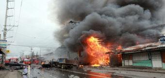Взрыв в Багдаде: один человек погиб, еще несколько получили ранения