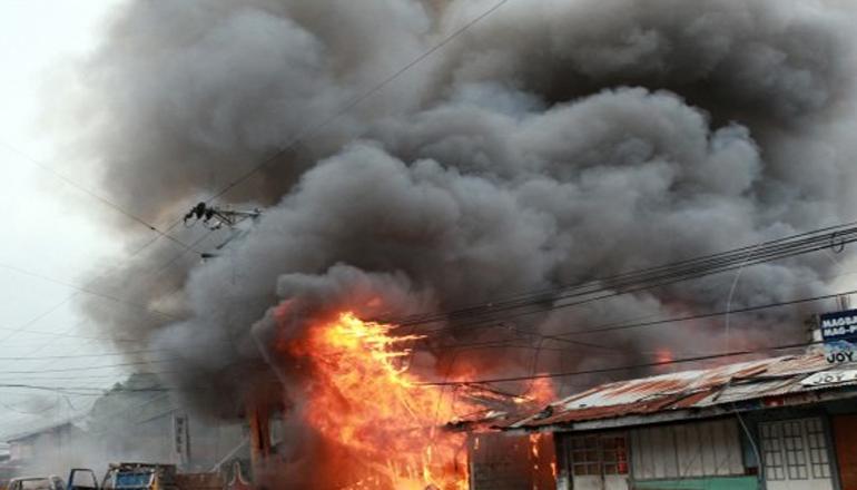 Мощный взрыв в Багдаде: есть жертвы