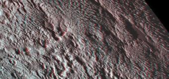 Ученые обнаружили башню на Плутоне