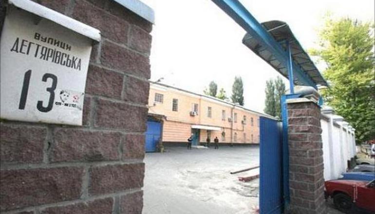 Заключенные напали на конвой Лукьяновского СИЗО в Киеве