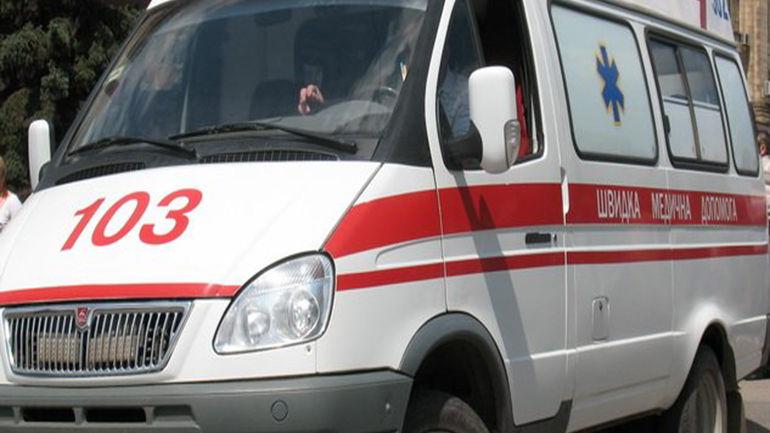 В Северодонецке женщина выпала из маршрутки на ходу