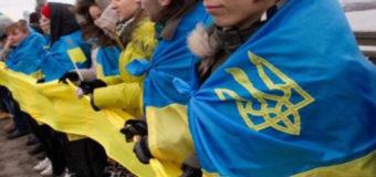 """Киевляне объединят два берега Днепра """"живой"""" цепью"""