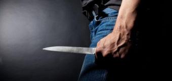 В Киеве мужчина с ножом напал на ребенка