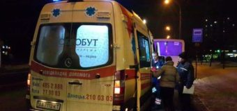 В Киеве произошло фатальное тройное ДТП с маршруткой