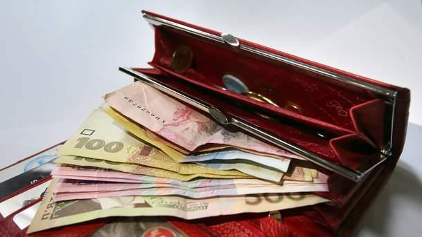 В Киеве растет уровень средней зарплаты