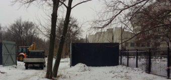 Скандальная стройка возле киевского университета обростает новыми подробностями