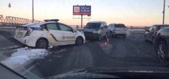 Киев потрясла авария с полицейскими