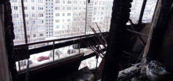 Украинская телеведущая шокировала своей сгоревшей квартирой
