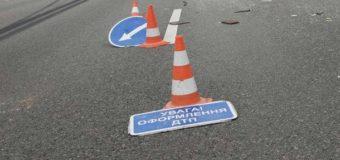 В Житомире грузовик разбил маршрутку с людьми