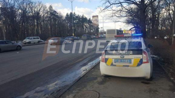В киевской аварии пострадали дети
