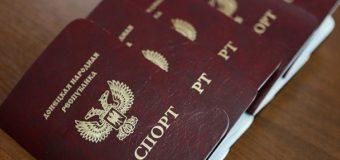 В «ЛДНР» паникуют из-за признания паспортов Россией