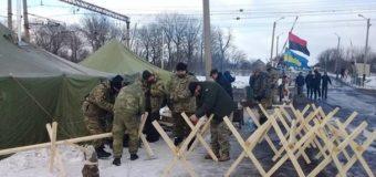 По направлению Донецк-Мариуполь устроили блокаду