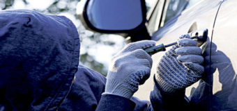 Ошибочка вышла: в Запорожье украли полицейское авто