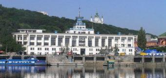 Речной вокзал в Киеве хотят превратить в ресторан с бассейном