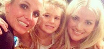 Бритни Спирс убита горем из-за трагедии в семье. Фото