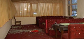 Мощный взрыв в столичном ресторане испугал киевлян
