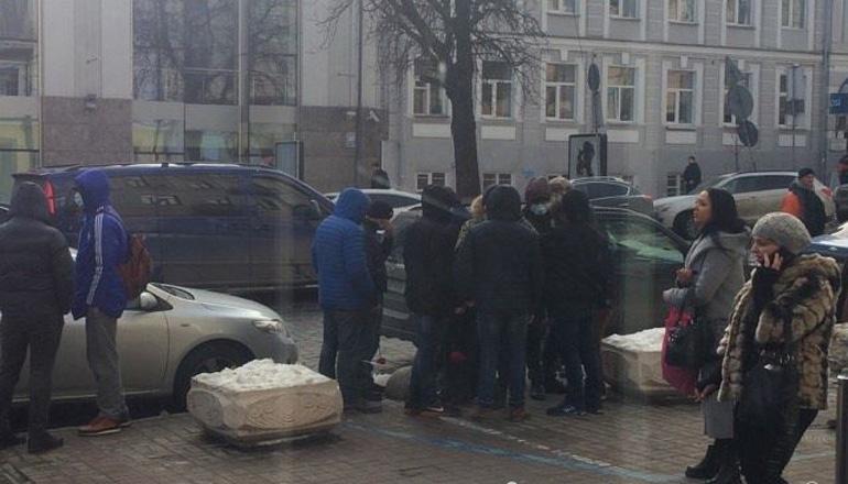 В Киеве неизвестные напали на главу Института национальной памяти