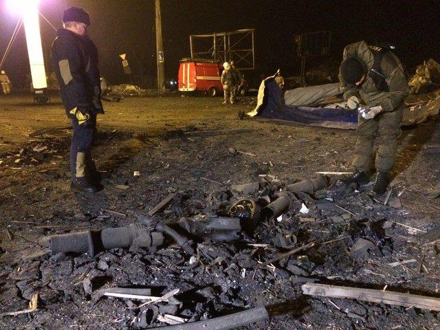 Сеть шокировали последствия мощного взрыва в Донецке. Фото